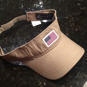 👔Outdoor Cap one size fits most Patriotic visor